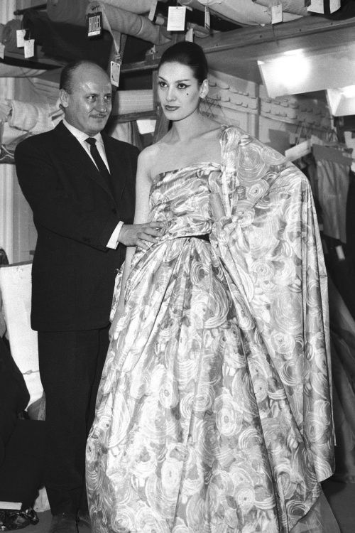 Pierre Balmain in 1961