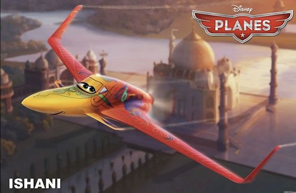 Priyanka Chopra will voice Ishani in Planes