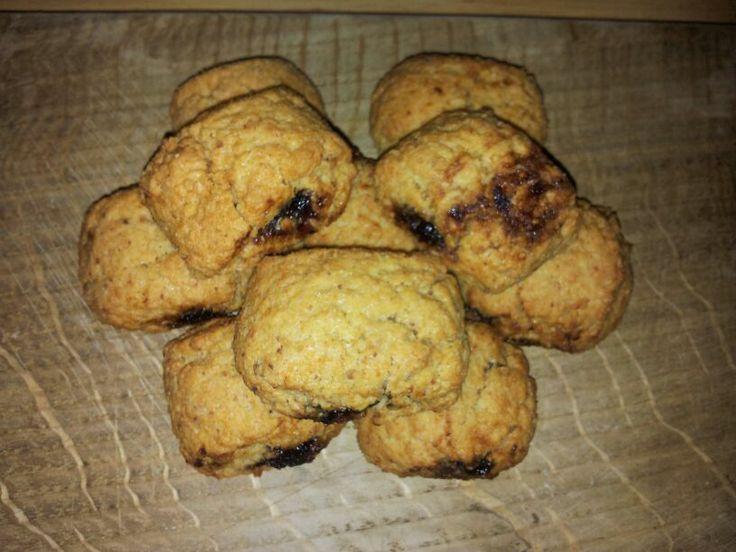 Biscotti di ceglie con marmellata di ciliegie  #salento #food #fooditaly
