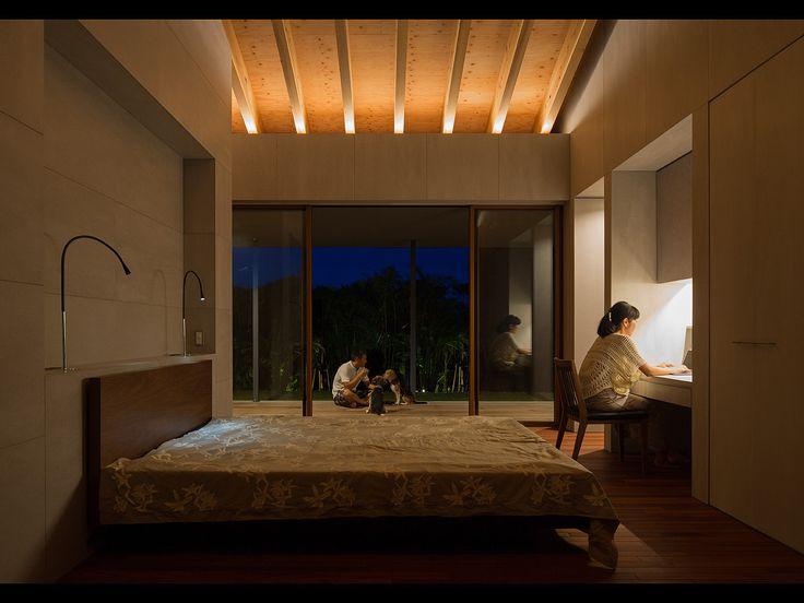 叙景のすみか| 松山建築設計室 | 医院・クリニック・病院の設計、産科婦人科の設計、住宅の設計