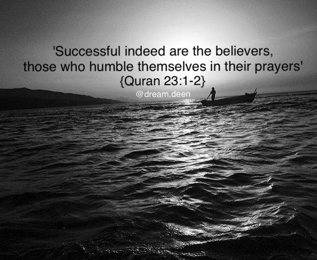 #salat #prayer #prier #Deen #dreamdeen #islam #quran #quote #sea #boat