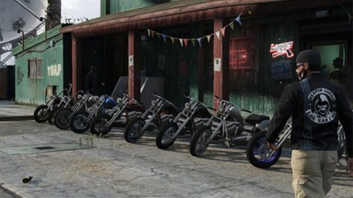 """The new """"GTA 5"""" DLC titled """"Biker Gang"""" is believed to arrive in August."""