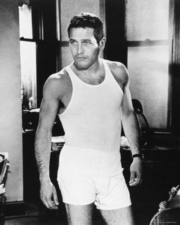 Paul Newman/Cat on a Hot Tin Roof