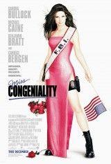 2000. Miss Agente especial. Muestra a la mujer que descubre su parte más femenina y puede convivir entre un mundo de hombres siendo una mujer femenina.