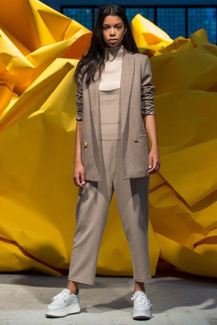 Ganni Copenhagen Spring 2016 Fashion Show