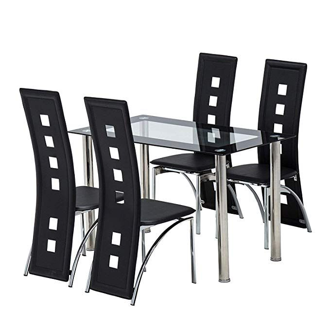 cadf7dc89 Mecor Dining Room Table Set