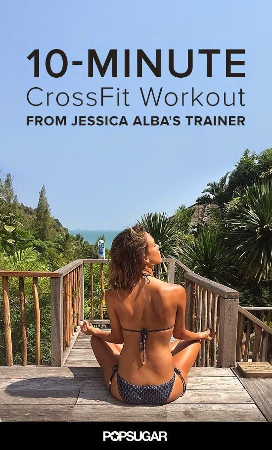 10 Minute Cross Fit Workout | Remediesly