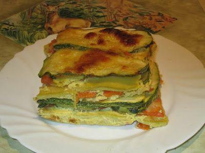 Raccontare un paese: dalla mia cucina toscana: zucchine e carote al for...