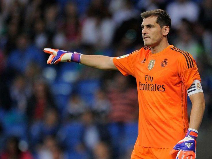 Iker Casillas!