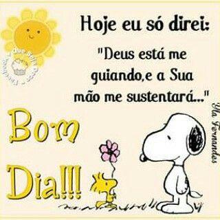 Tag Mensagem De Bom Dia Snoopy