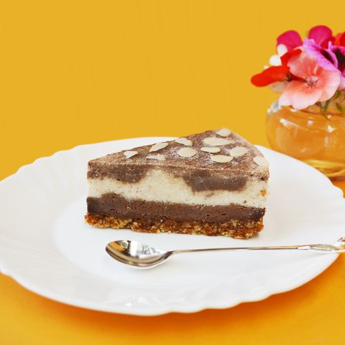 Dirty Coconut Cake