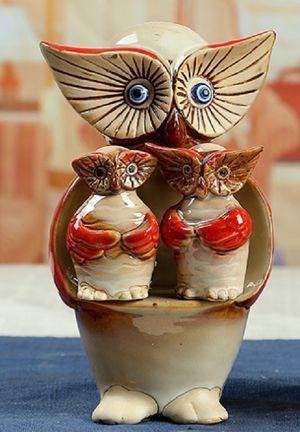 Магазин мастера Ceramics Art: тарелки, сервизы, чайные пары, статуэтки, конфетницы, сахарницы, копилки