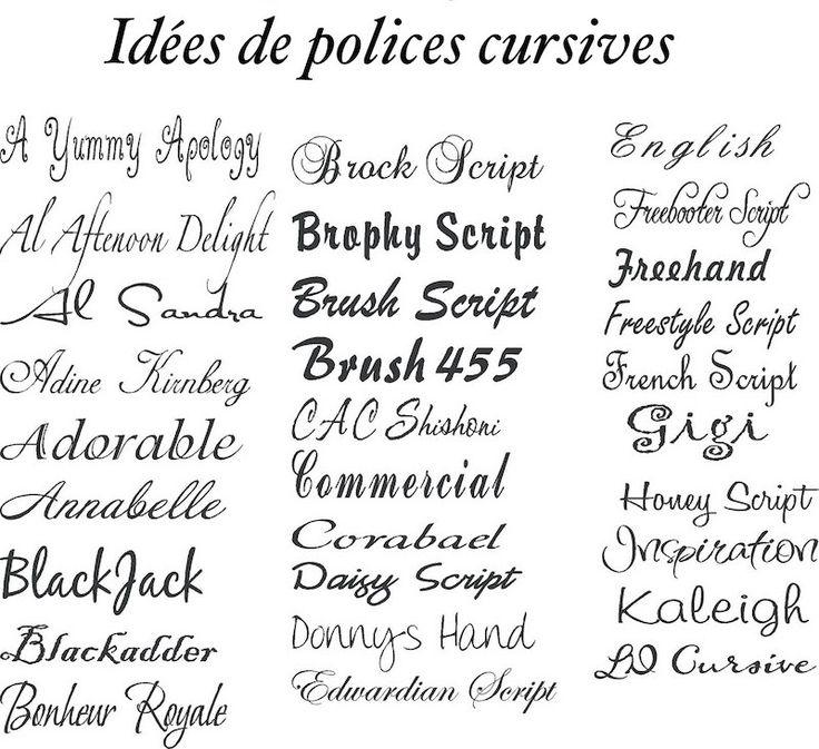 25 einzigartige kursive schriften f r tattoos ideen auf. Black Bedroom Furniture Sets. Home Design Ideas