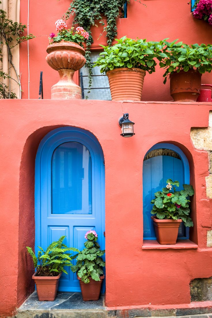 TRAVEL'IN GREECE | House in Chania, #Crete, #Greece, #travelingreece