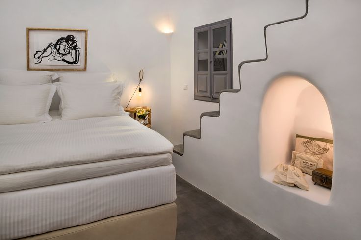 in #Aerie-Santorini, #sleep hours matter. come to feel the ultimate sleeping #experience in our #cocomat #bedmatresses and #topmatresses #pillows #aromatherapy #relaxation