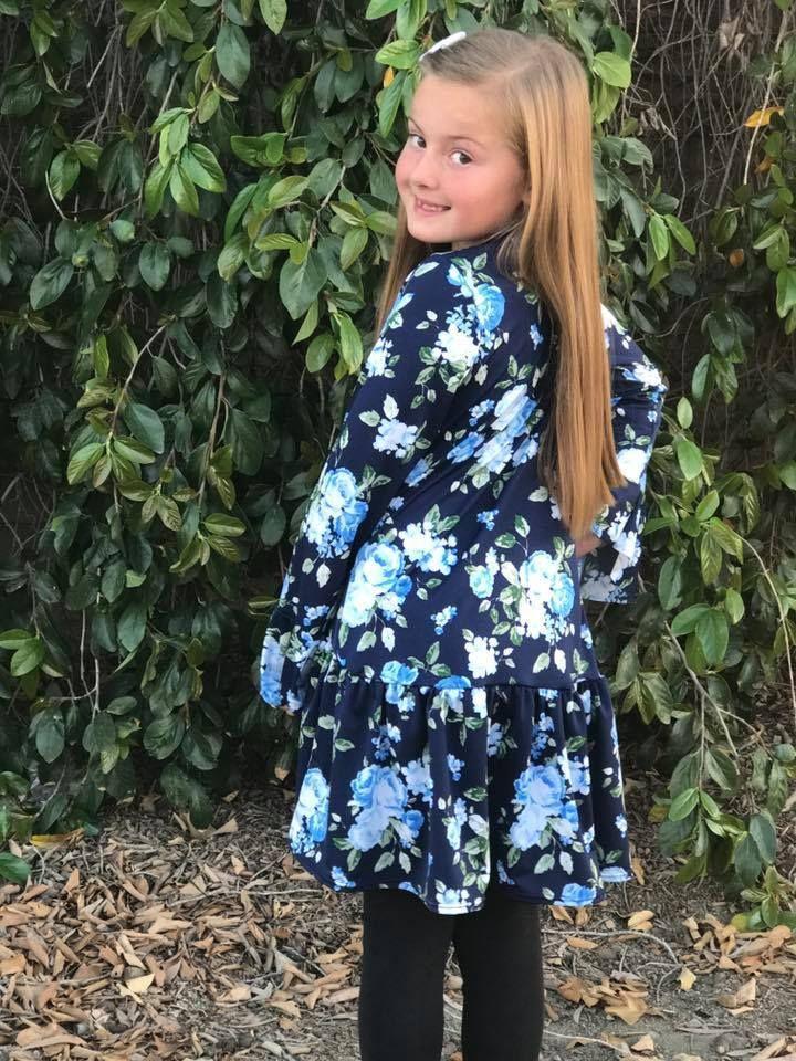 Kids Be Adventurous Tunic Pattern | Girls Dresses | Tunic pattern