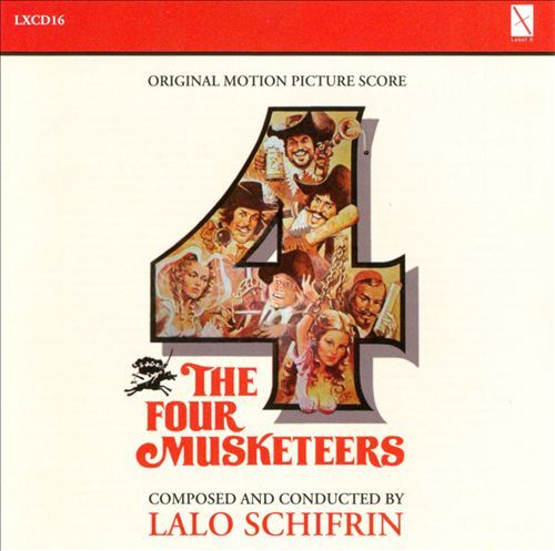 Lalo Schifrin - The Four Musketeers