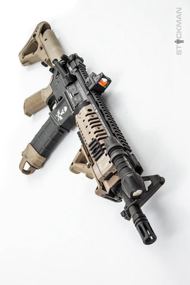 AR-15Loading that magazine is a pain! Get your Magazine speedloader today! http://www.amazon.com/shops/raeind