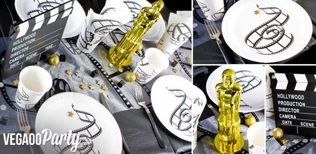 Decorazioni e accessori per feste a tema cinema - VegaooParty