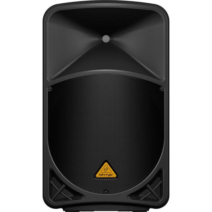 Cabina Amplificada B115W, Behringer tan solo $1.150.000.