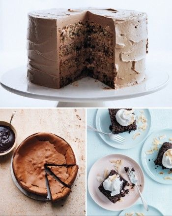 ... , Coconut Sheet Cakes, Icebox Cake, Chocolate Cakes, Devil Food Cakes