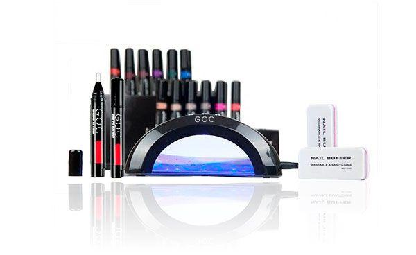 Set+de+manicura+permanente+en+casa+GOC http://www.cosmetik.es/2015/12/goc-set-manicura-permanente-casa/comment-page-1/#comment-347098   #lasemanadeEleganceHairExtensions