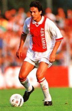 Jari Litmanen. | Football time! Ayax. | Pinterest | Fútbol ...