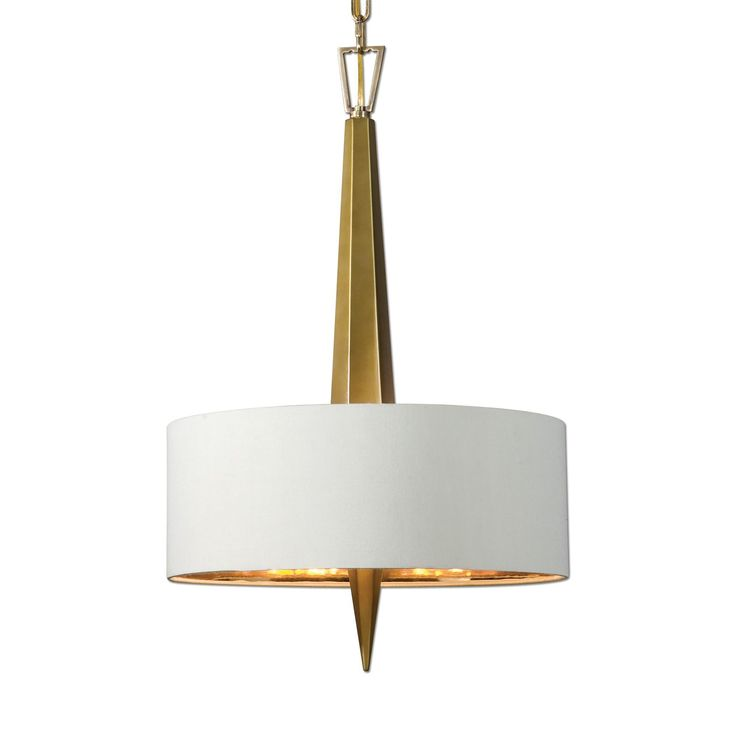 Uttermost Obeliska 3-light Chandelier