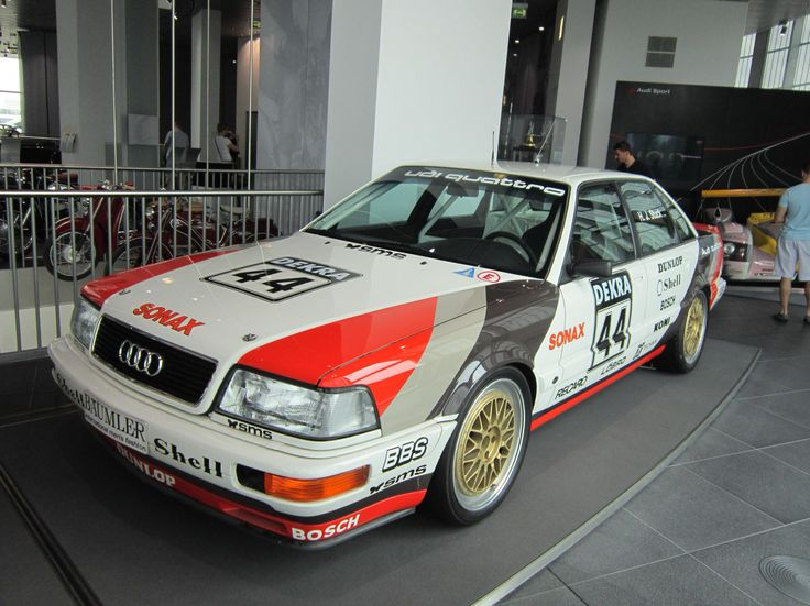 Audi v8. My father had one of these