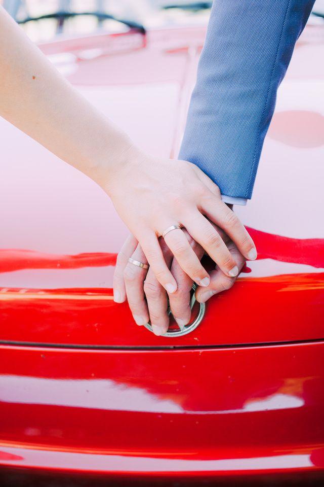 Brautpaarshooting / Hochzeitsshooting