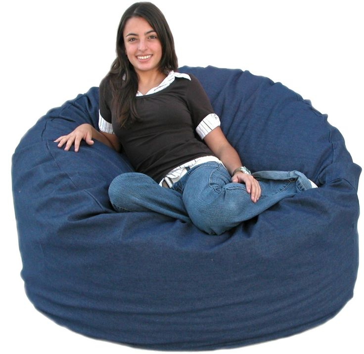 top 10 best bean bag chairs in reviews - Giant Bean Bag Chairs