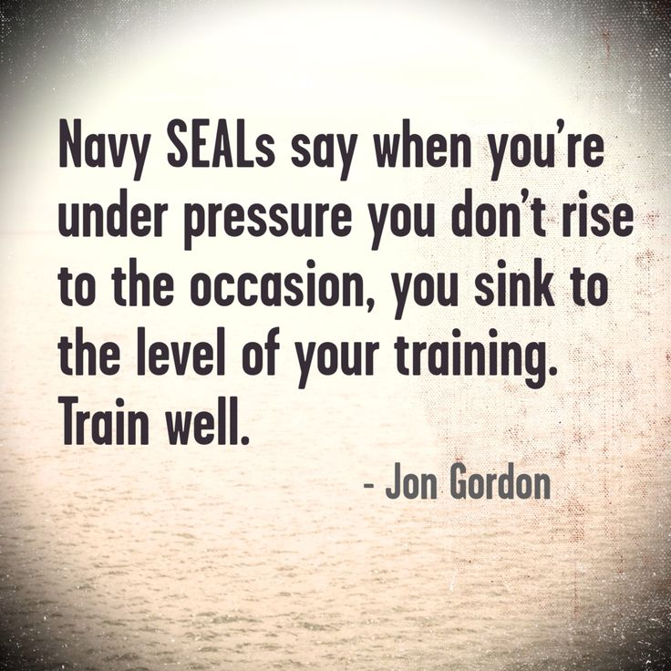 Navy SEAL quote