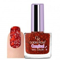 Lak na nehty Carnival 15 Golden Rose