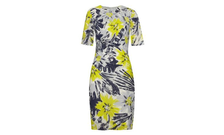Bloomsbury Print Bodycon Dress