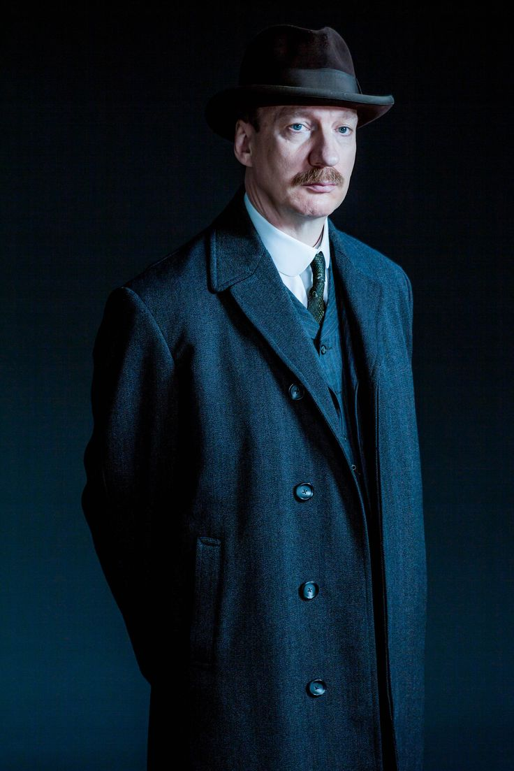 An Inspector Calls. I've just watched this new BBC version with David Thewlis as Inspector Goole. He is very good.