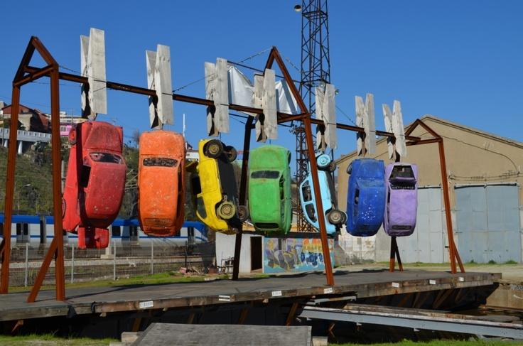 Valparaiso Car Art