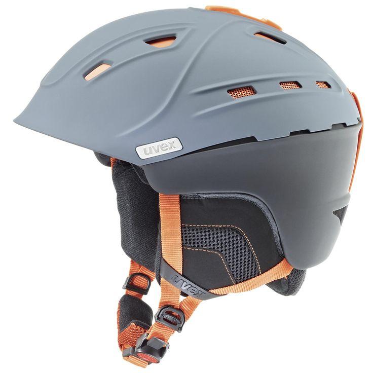 Doorout Angebote Uvex p2us Skihelm dunkelgrau Gr. 59-61cm: Category: Outdoorsports > Helme und Brillen Item number:…%#Quickberater%