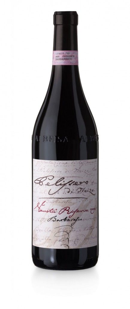 Barbaresco DOCG Vanotu Riserva 2004 – Pelissero € 167.00 N° bottles produced: 1.800 Still very intense red ruby wine with scarcely visible the first orange tannic reflexes. Consistency and complexity are immediately evident as they are linked to the great colour deepness and to the remarkable viscosity well perceived whirling the wine in the glass. #barbaresco #langhe #italy