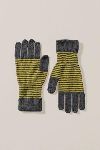 Lands End Canvas gloves, $9.99