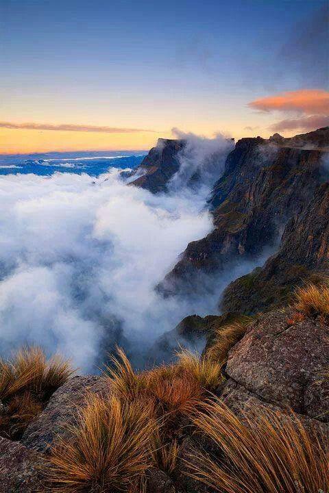 Drakensberg Amphitheater, South Africa