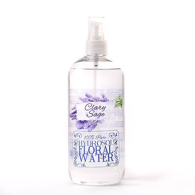 Clary-Sage-Hydrosol-Floral-Water-With-Spray-Cap-500ml-HFW500CLARSAGE