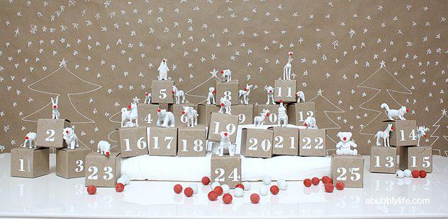 Diy Calendar Singapore : Best advent calendars images on pinterest christmas