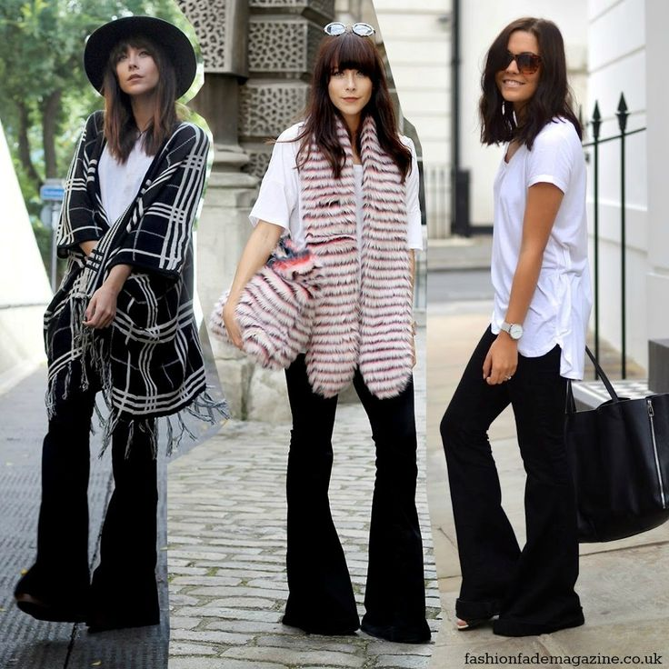 Flare Trousers: How to Wear Stylish Looks with the Piece