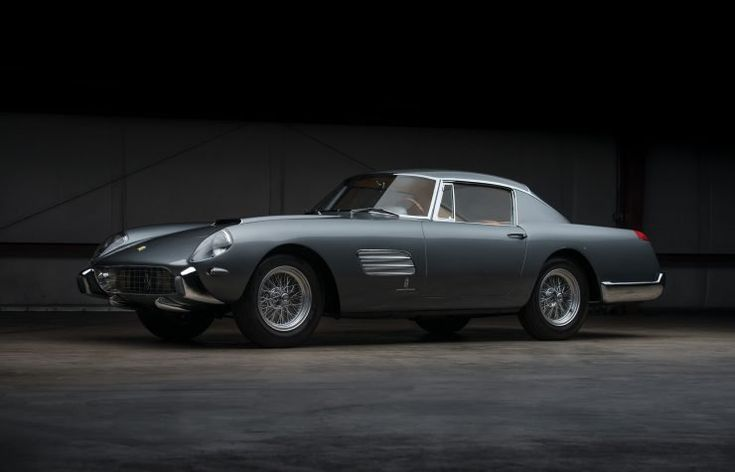 A One-Off Built For Royalty – Ferrari 250 GT Speciale by Pinin Farina