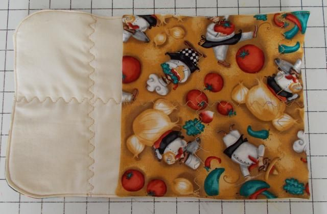 Use this free pattern to sew a microwave potato sack. This step describes all of the materials you will need to sew these great sacks.