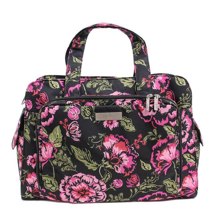 Jujube Be Prepared Diaper Bag - Blooming Romance
