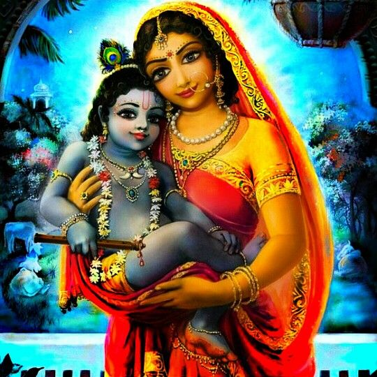Maiya #Yashoda and her pyare Kanhaiya.. #JaiShreeKrishna #kanha #Kanhaiya #heart #love #spreadlove #happiness #beautiful #beautyoflife #Hindu #mother #son #maa #ma #Hinduism #spiritual #garden #loveisallweneed #peace #understanding #respect #temple #stunning #hearthis #lovethis #beautiful #peacock #art #mom  #naturelovers