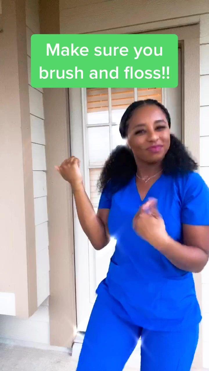 Tiktok Video By Jasminerdh Dentalhygienist Rdh Tiktok Braces Tips Dental Hygienist Video