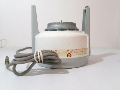 Details About Acme Supreme Juicerator Model 5001 Juicer Base Only Vintage Or Unusual Items Ebay Supreme Base