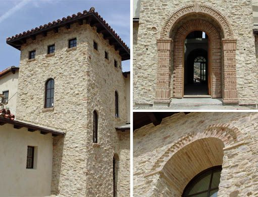 Beverly Park Home Designed To Look Like An Old World Chateau Exterior Pinterest Exterior